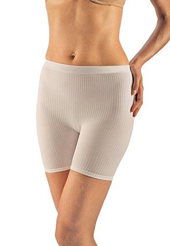 FarmaCell 102 Shorty Massant Anti-cellulite pour Femme Blanc