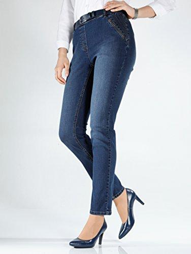 Damen Jeans aus Baumwoll-Stretch-Qualität by Julietta Blue Stone