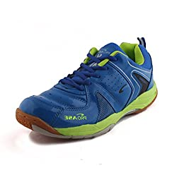 PROASE Blue Badminton Shoes - 6 UK