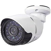 Cotier H, 264 al aire libre a prueba de agua arma de la bola de IP-cámara de seguridad de red-Internet-vigilancia 1st 3MP IR-CUT-24 IR-LED 3.6 mm lente CMOS-coloures-visión nocturna