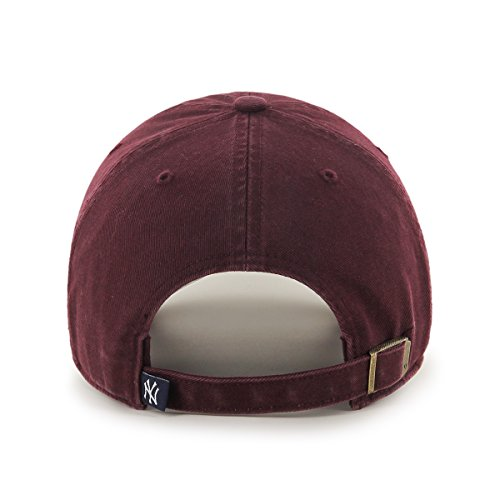 Imagen de '47 new york yankees , dark maroon , fabricante talla única unisex adulto alternativa