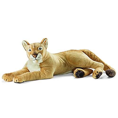 Steiff-075735-Soft-Toy-Lioness-Leonie