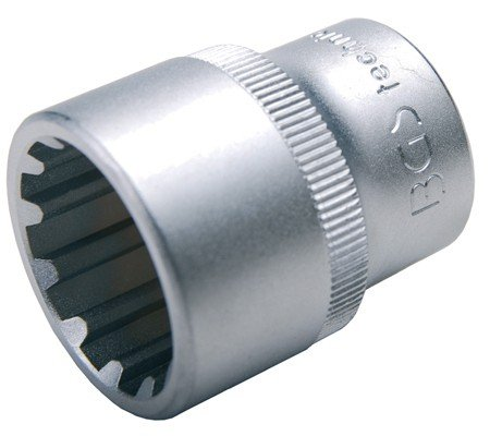 BGS 10209Chiave a bussola da 1/2pollici, 9mm, confezione da 1pezzo