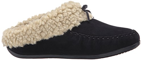 FitFlop Damen the Cuddler Snugmoc Wärmende Schuhe Bleu (Supernavy)