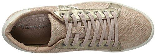 Tamaris 23606, Sneakers Basses femme Rose (ROSE METALLIC 952)