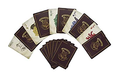 HARRY POTTER Paquet De Carte Poudlard Jeu de Cartes