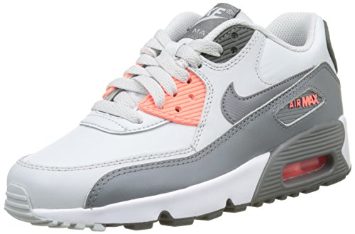 Nike Unisex Kids' Air Max 90 Ltr Gs Low-Top Sneakers