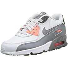 outlet store ff060 dbf84 Nike Air Max 90 LTR GS, Sneakers Basses Mixte Enfant