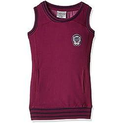Cherokee Girls' T-Shirt (264577479_Peach_7 - 8 years)