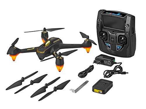 Revell Control RC GPS Quadrocopter mit FPV Full HD-Kamera, ferngesteuert mit GHz Fernsteuerung mit Display für Live-Stream & Telemetrie, bis zu 20 Min Flugzeit, Follow-me, Coming-home, NAVIGATOR 23899 - 2