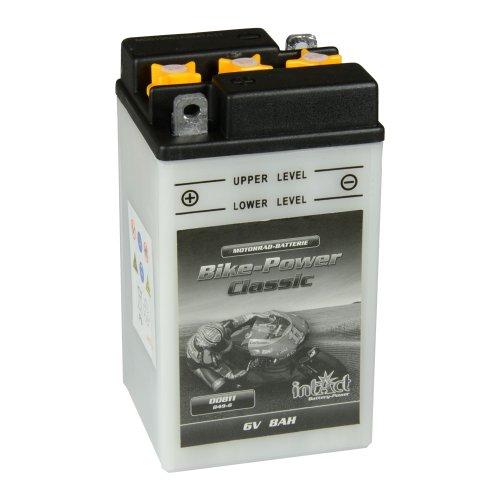 Preisvergleich Produktbild intact Bike-Power Classic 6V 8Ah 00811 B49-6
