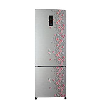 Haier 345 L 3 Star Frost-Free Refrigerator (HRB-3653PSL, Silver Liana)