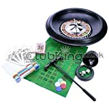 Roulette Set, 16 Inch by ClubKing Ltd