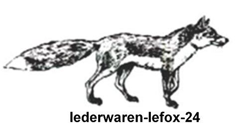 Greenburry by Lefox - Riñonera 25-marrón envejecido B 13,5 x H 11,5 x T 4,5 cm