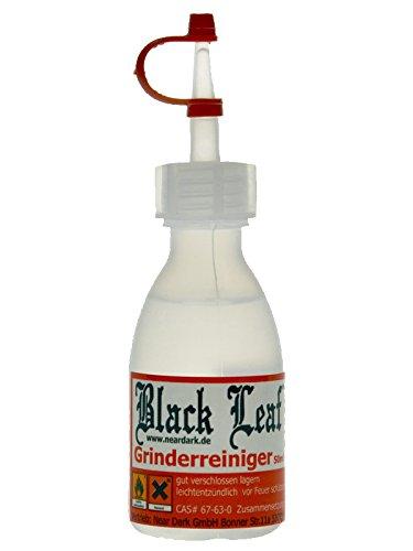 Grinder Zubehörkit zur Reinigung, mit Black Leaf Grinder-Flüssigreiniger, Reinigungsbürste und Ninja Tool - head&nature Smoke Shop