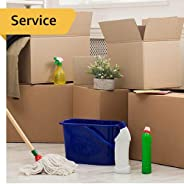 Move In Cleaning and Sanitization