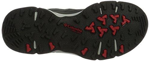 Columbia Ventrailia II, Chaussures Multisport Outdoor Homme Gris (Dark Fog/rocket 078)