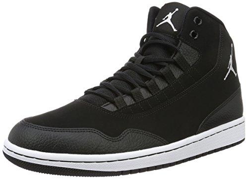 Nike Herren Jordan Executive Fitnessschuhe, Schwarz (Black White 011), 43 EU