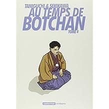 Au temps de Botchan, Tome 4 :