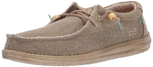 Hey Dude Wally Braided Shoes - Sage