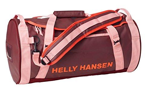 Helly Hansen Duffel 2 Bolsa de Deporte, 90 cm, Granate