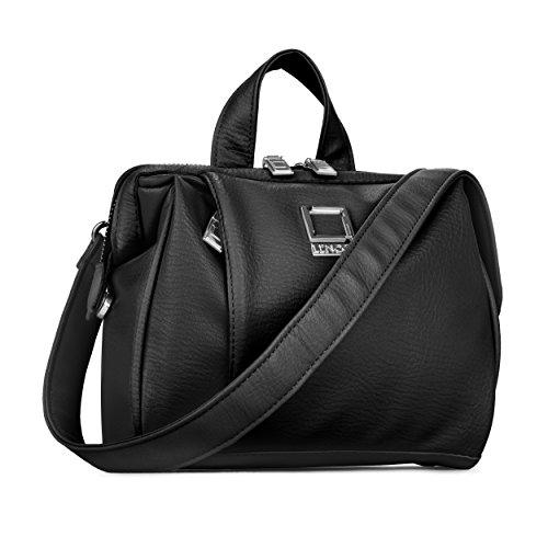 lencca-womens-shoulder-travel-olive-series-top-handle-hand-bag-black