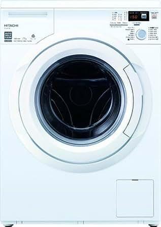 Hitachi BD-W75TSP Fully-automatic Front-loading Washing Machine (7.5 Kg, White)