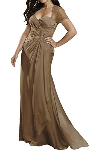 Victory Bridal - Robe - Crayon - Femme Champagne