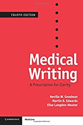 Medical Writing: A Prescription for Clarity