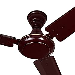 Lifelong 48-inch Ceiling Fan - Brown 1200mm LLSFEC02B