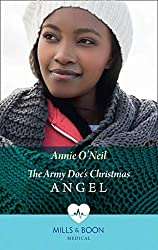 The Army Doc's Christmas Angel (Mills & Boon Medical) (Hope Children's Hospital, Book 3)