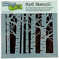 "Workshop modelli 6""X 6""-Aspen alberi Crafter"
