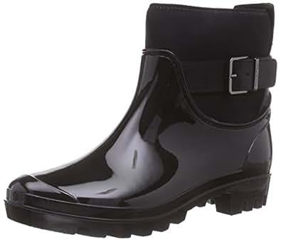 Calvin Klein Wilmington, Bottes de Pluie femme, Noir (Bbk), 38 EU