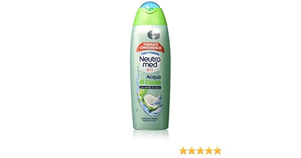 Bagno Neutromed : Neutromed bagno schiuma nutriente e fresco con estratto di