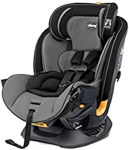 Chicco Fit4 4-in-1 Convertible Baby Car Seat 0m-10y, Onyx
