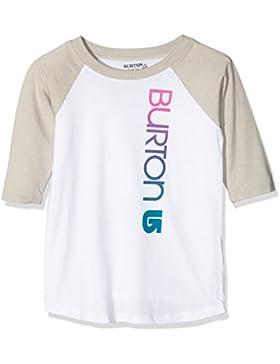 Burton Mädchen Antidote Raglan T-Shirt
