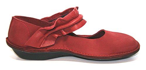 Loints of Holland 39690 Damen Ballerinas (ohne Karton) Rot (rot 354-699)