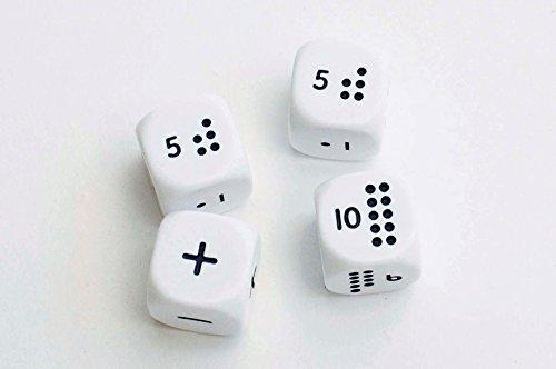 Numicon 4 Dados Numicon