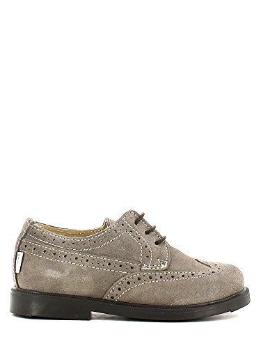 Melania , Chaussures de ville à lacets pour fille Beige - Taupe