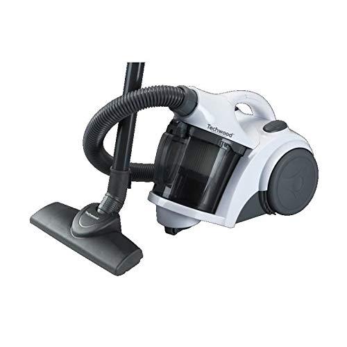 Techwood aspirateur sans Sac eco erp II tas-172-700 w - Noir Blanc