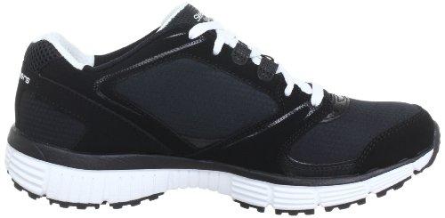 Skechers AgilityRewind Damen Sneakers Schwarz (Bkw)