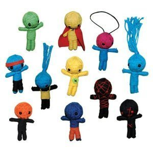String VooDoo Dolls - set of 11 small dolls by String Voodoo Dolls (Set String Doll)