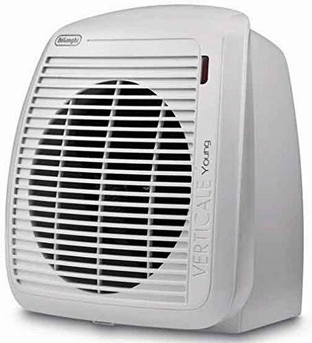DeLonghi HVY1020.W Interior Blanco 2000W Calentador eléctrico de Ventilador Calefactor eléctrico HVY1020.W...