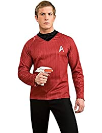Star Trek Dlx Deluxe Shirt T-Shirt blau Kostüm