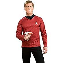 Rubies 3 889119 M - Disfraz de Star Trek para hombre (talla M)