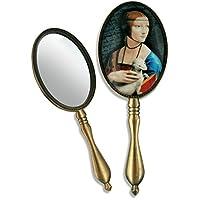 Carmani - Collezione d'Arte Specchietto ispirato da dipinti di Da Vinci