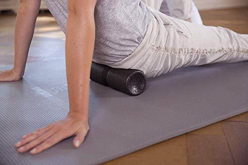 Liebscher und Bracht Set: Faszienrolle und Faszienball (je 2 Stück) zum Faszien Training von Muskeln, Bindegewebe und Stoffwechsel mit Übungen auf DVD