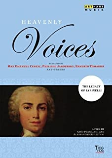 Heavenly Voices - The Legacy of Farinelli