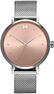 MVMT Dot Women's Rose Gold Dial Stainless Steel Watch - 280000