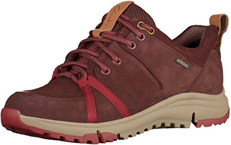 Zapato Clarks 26126907 Tri Trek GTX Granate 36 Granate